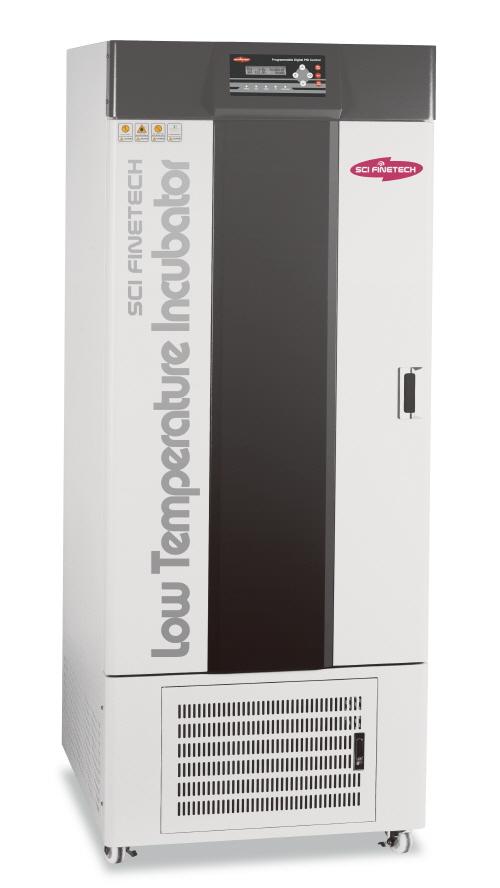 انکوباتور یخچالدار FTLT-803 250Lit