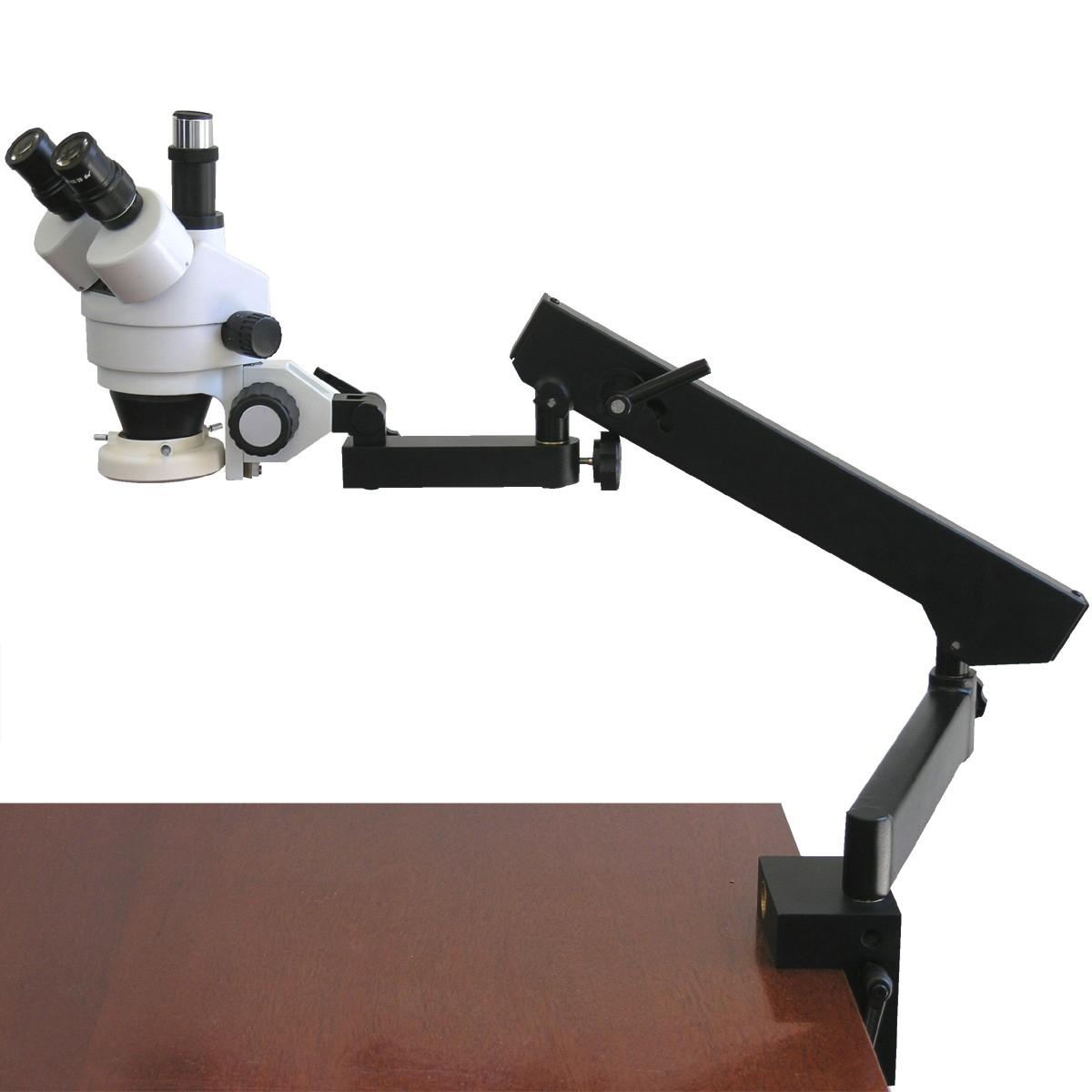 میکروسکوپ بزرگنمایی سه بعدی 3.5X-90X