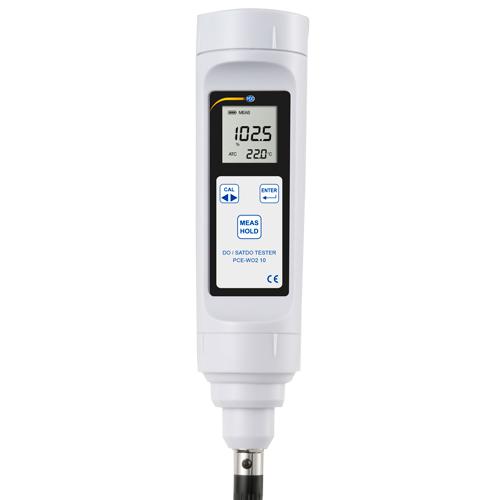 اکسیژن متر محلول PCE-WO2 10