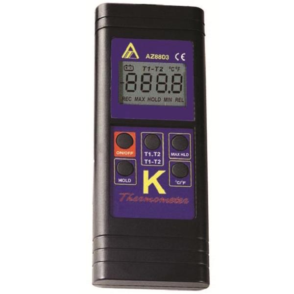ترمومتر دوتایی 8803 AZ سری K
