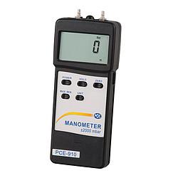 مانومتر فشار دیفرانسیل PCE-910