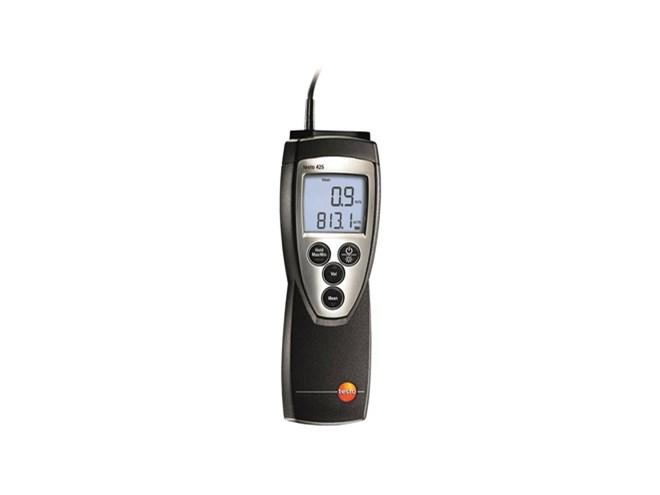 بادسنج حرارتی Testo 425