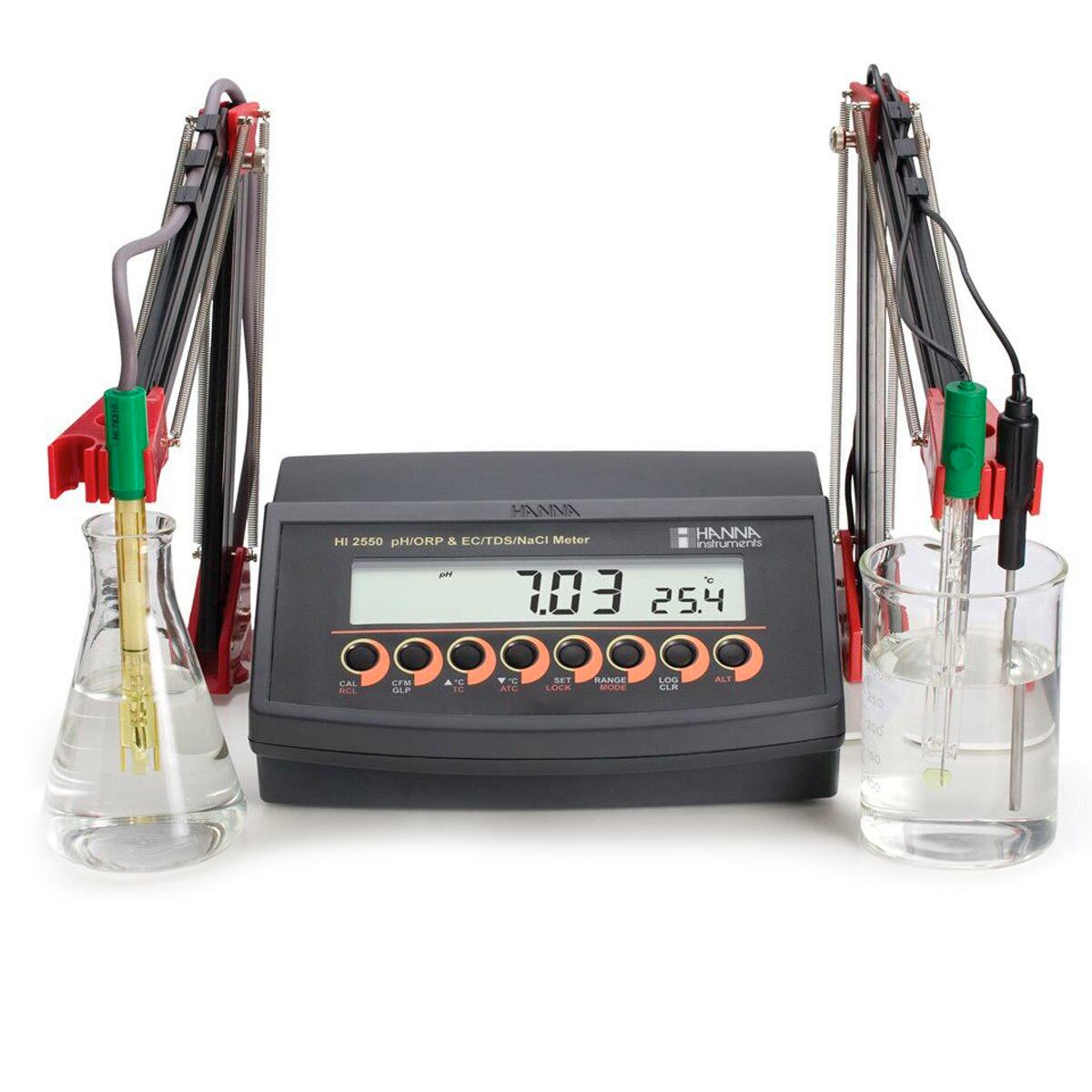 pH/ORP/EC/TDS متر HI2550-01
